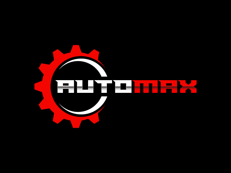 AutoMax logo design by wongndeso