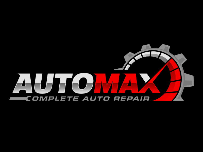 AutoMax logo design by pionsign