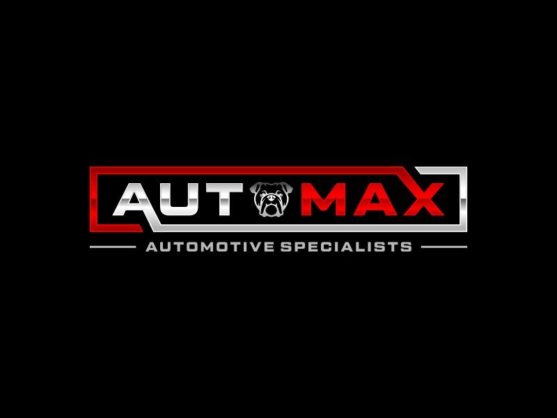 AutoMax logo design by done