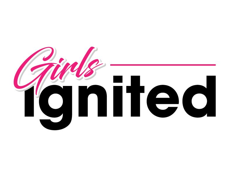 Girls Ignited logo design by jaize