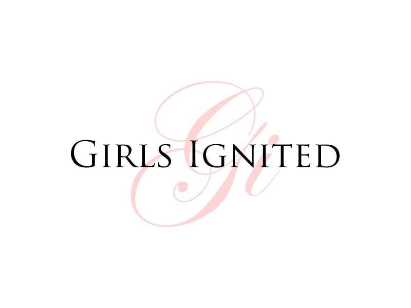 Girls Ignited logo design by Gwerth