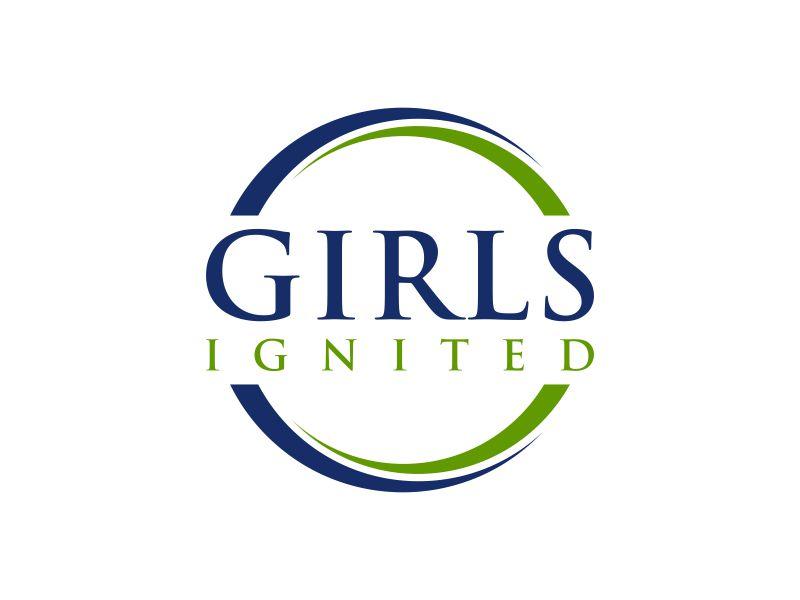 Girls Ignited logo design by mukleyRx