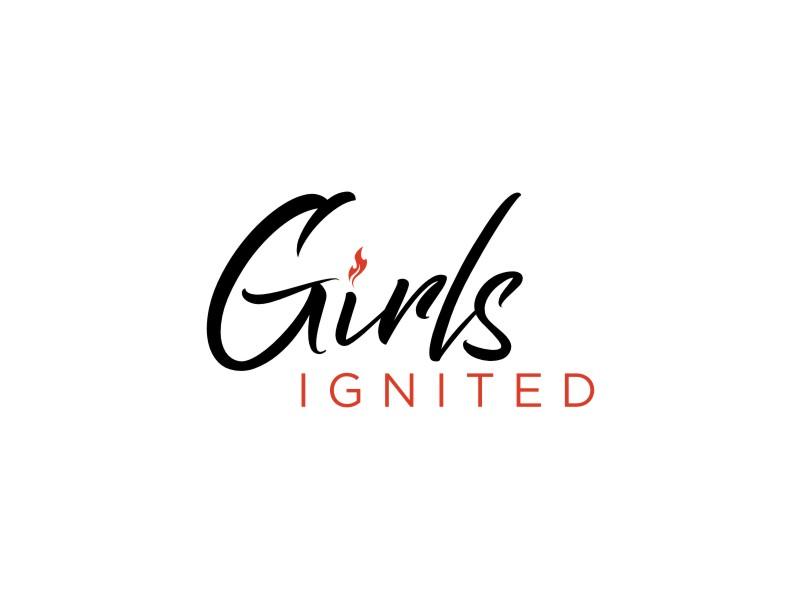Girls Ignited logo design by Diponegoro_