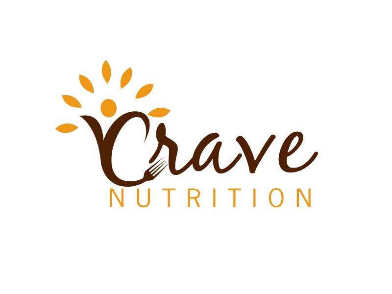 Crave Nutrition logo design by bloomgirrl