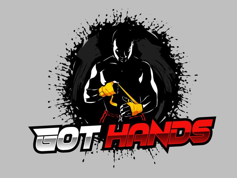 Got Hands? Logo Design