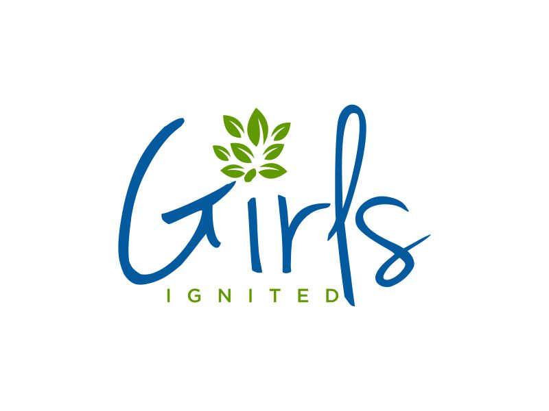 Girls Ignited logo design by haidar