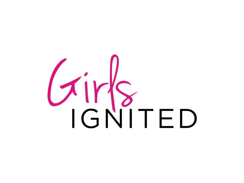 Girls Ignited logo design by sabyan