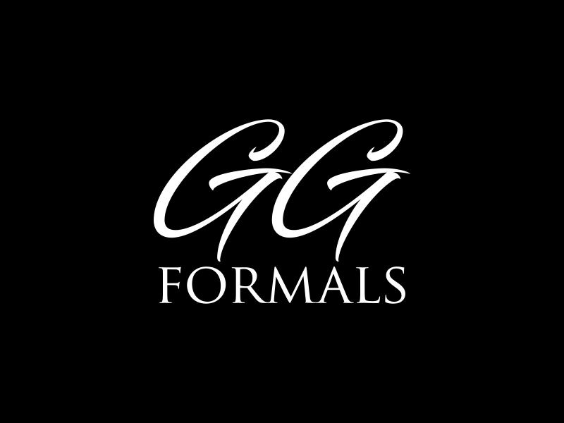 GG Formals logo design by westiqius
