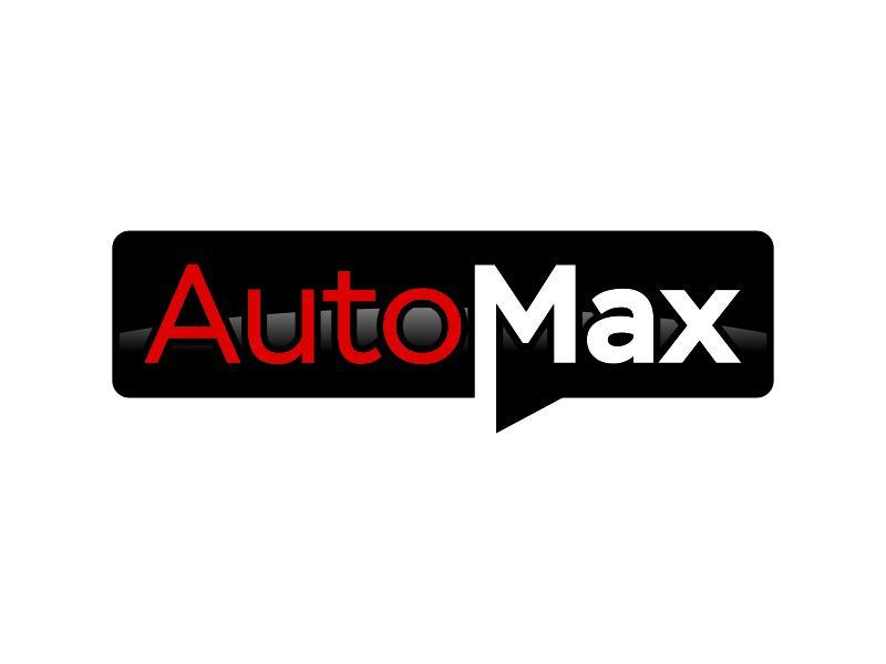AutoMax logo design by Gwerth