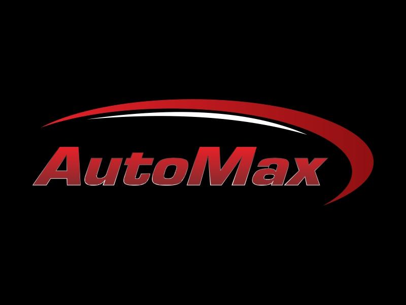 AutoMax logo design by Greenlight