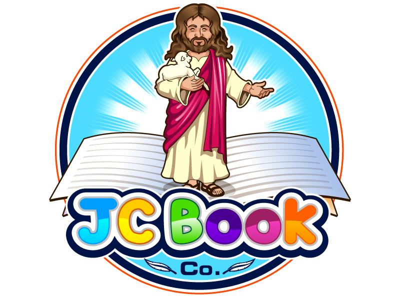 JC Book Co. Logo Design