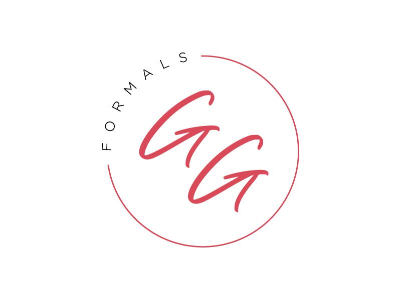GG Formals logo design by wongndeso