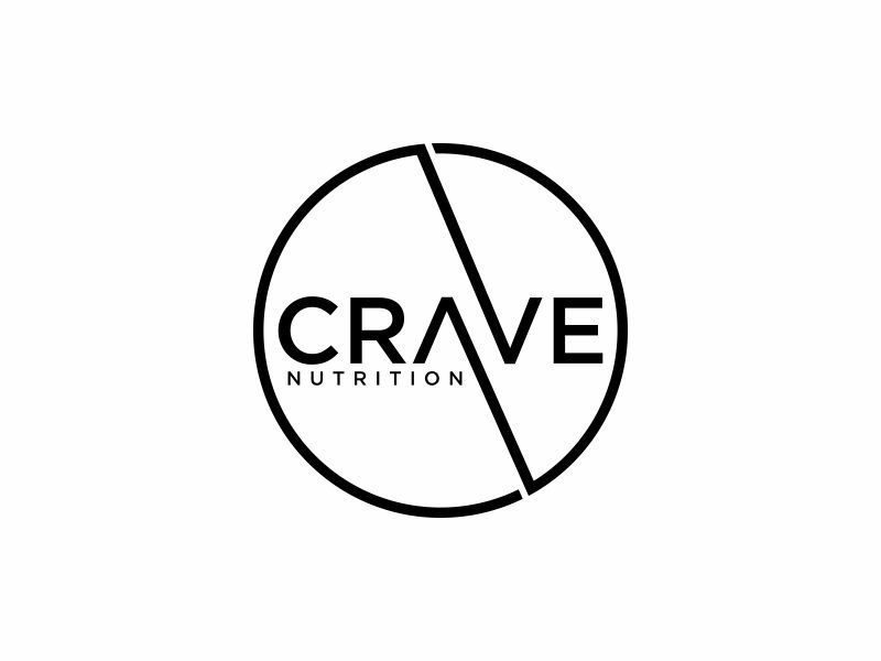 Crave Nutrition logo design by andayani*