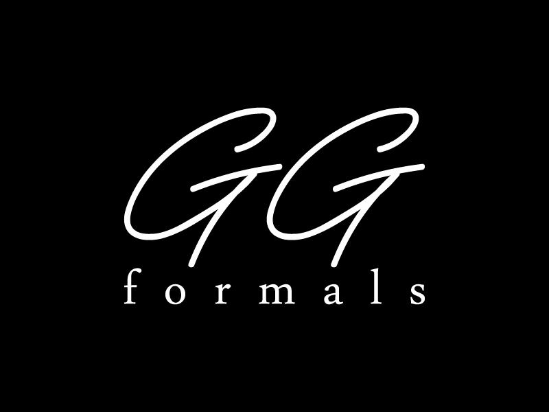 GG Formals logo design by denfransko