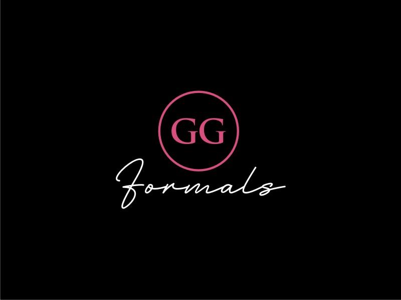 GG Formals logo design by sheila valencia