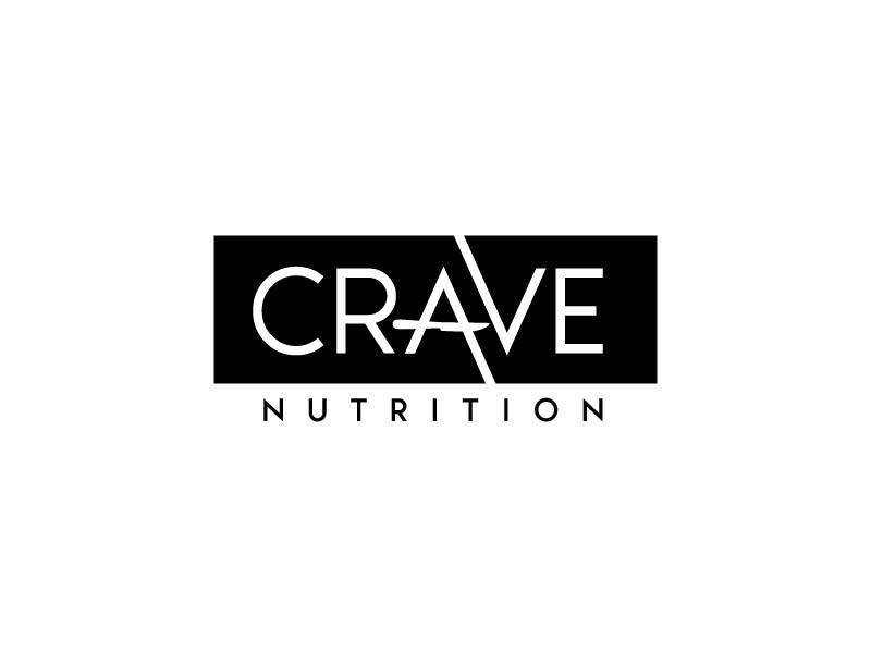 Crave Nutrition logo design by usef44