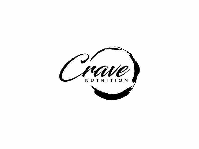 Crave Nutrition logo design by Zeratu