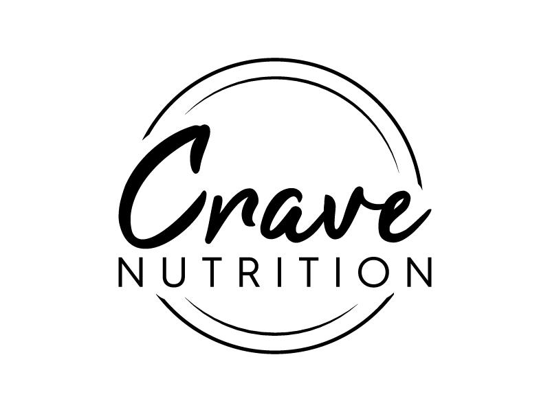 Crave Nutrition logo design by wongndeso