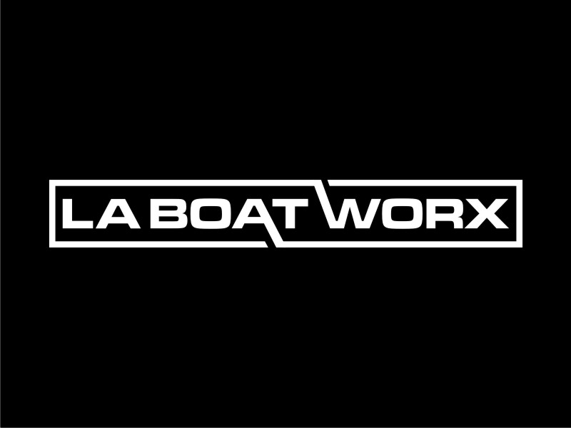 LA BOAT WORX logo design by sheila valencia
