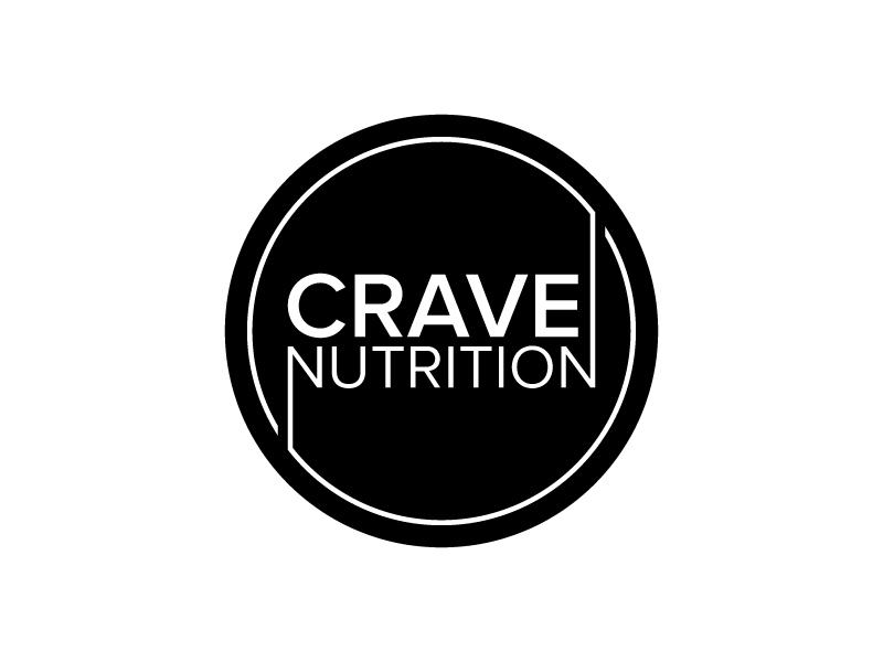 Crave Nutrition logo design by denfransko