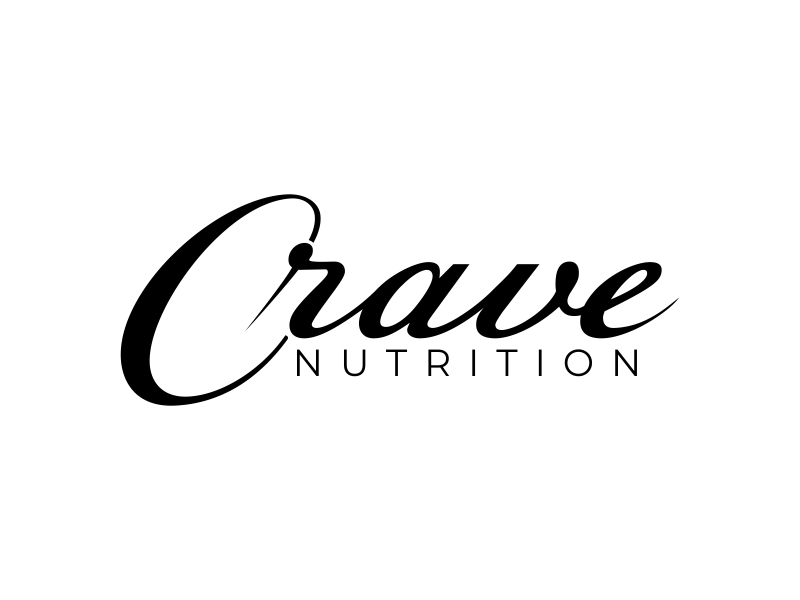 Crave Nutrition logo design by ekitessar
