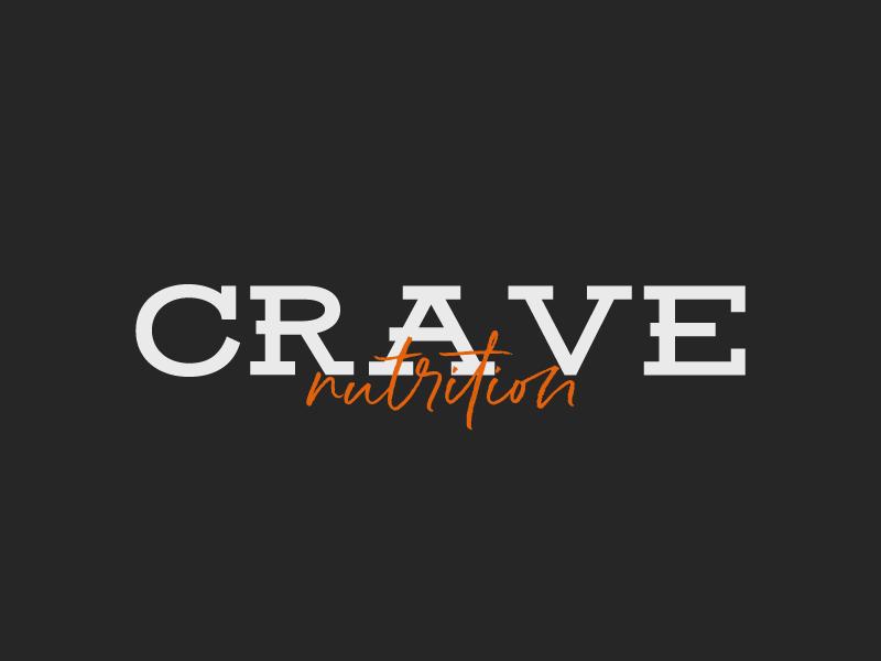 Crave Nutrition logo design by Sami Ur Rab