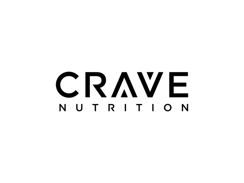 Crave Nutrition logo design by pionsign