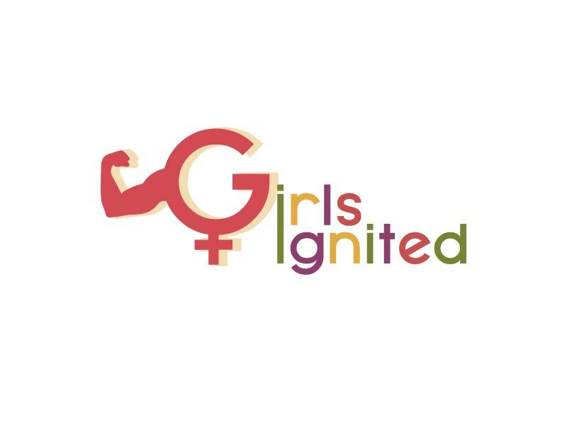 Girls Ignited logo design by axel182