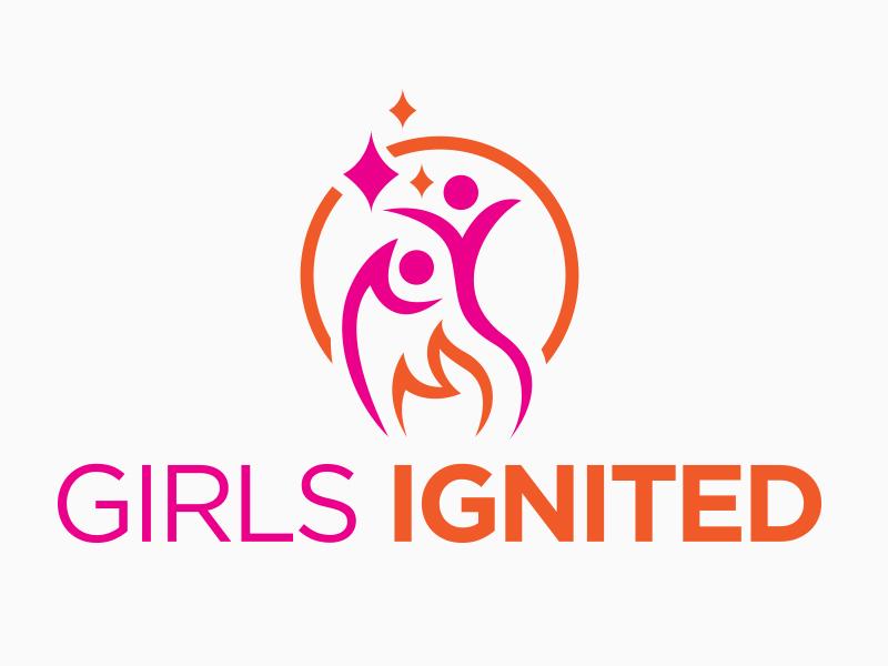 Girls Ignited logo design by AB212