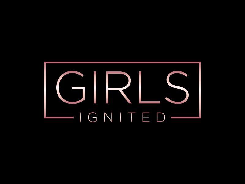Girls Ignited logo design by vostre