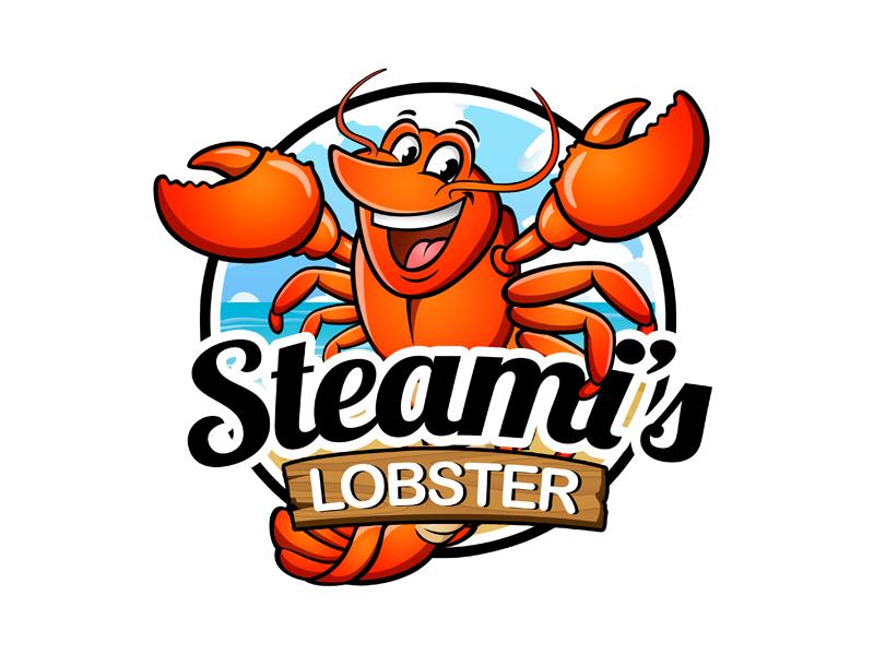 Steami's lobster logo design by ingepro