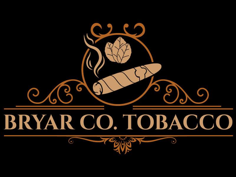 Bryar Co. Tobacco logo design by Pintu Das