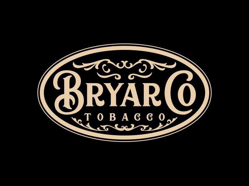 Bryar Co. Tobacco logo design by keylogo