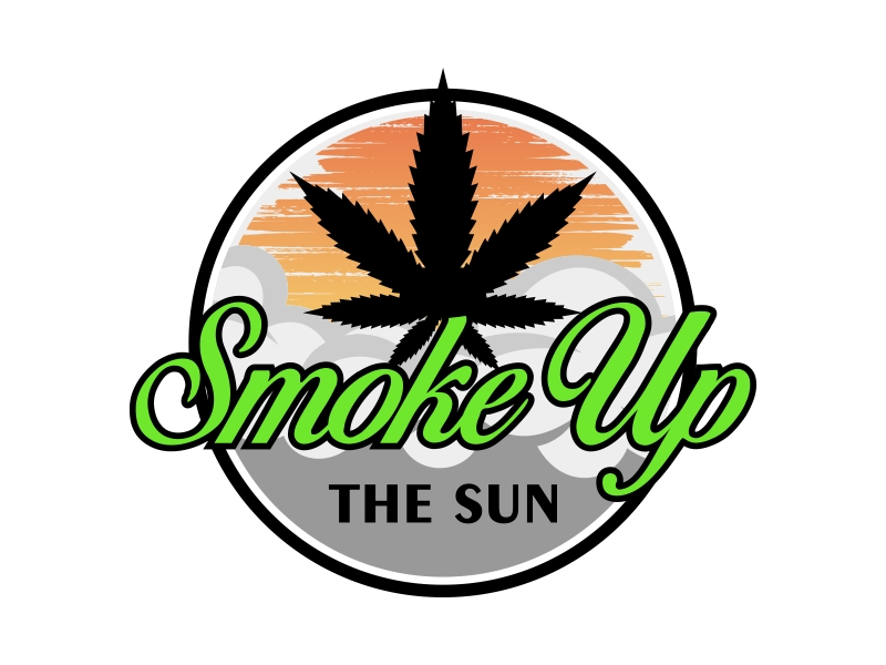 Smoke up the Sun logo design by Kruger