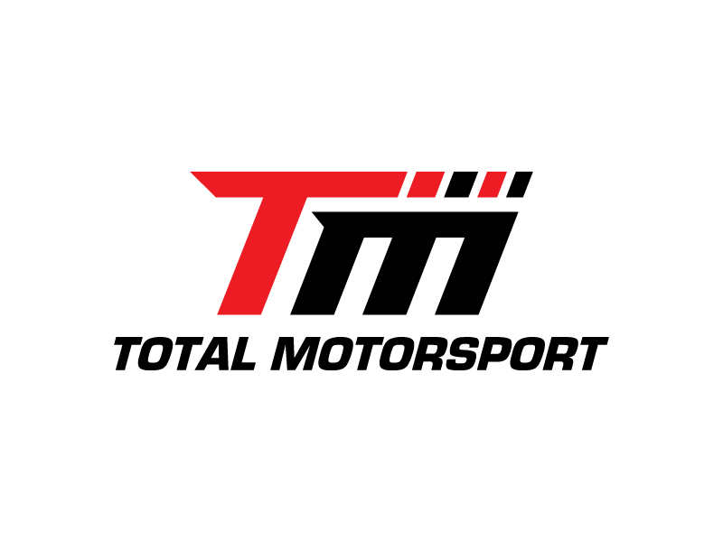 Total Motorsport logo design by jonggol
