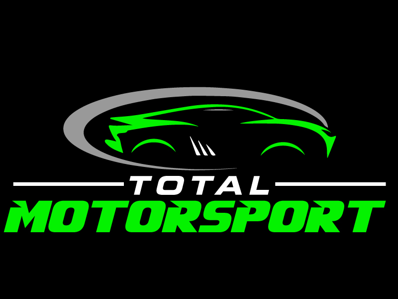 Total Motorsport logo design by ElonStark