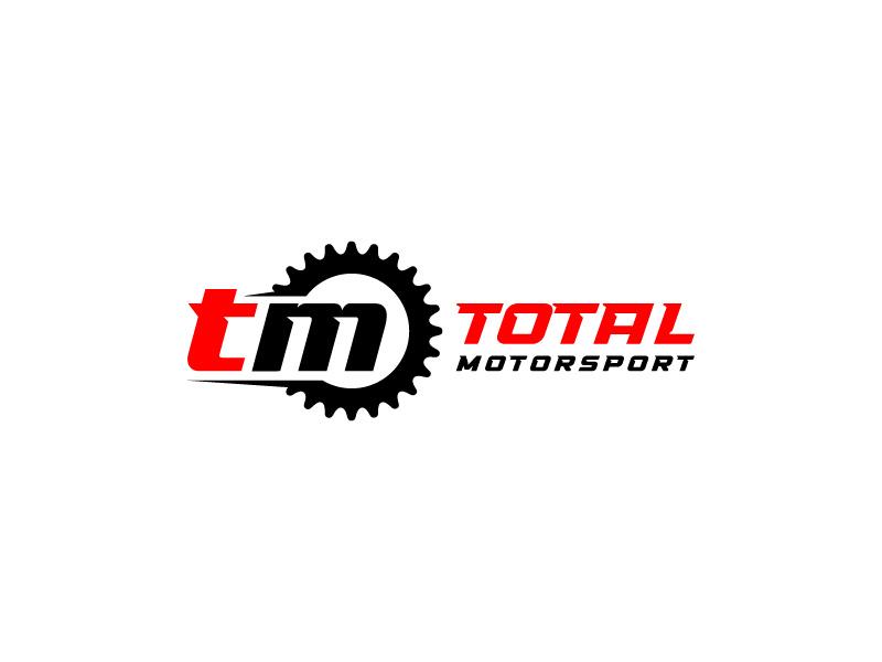 Total Motorsport logo design by CreativeKiller