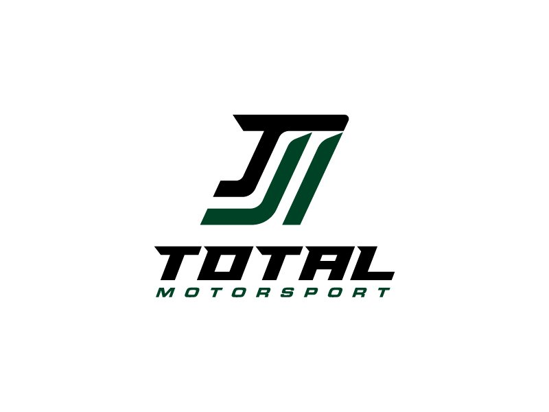 Total Motorsport logo design by MUSANG