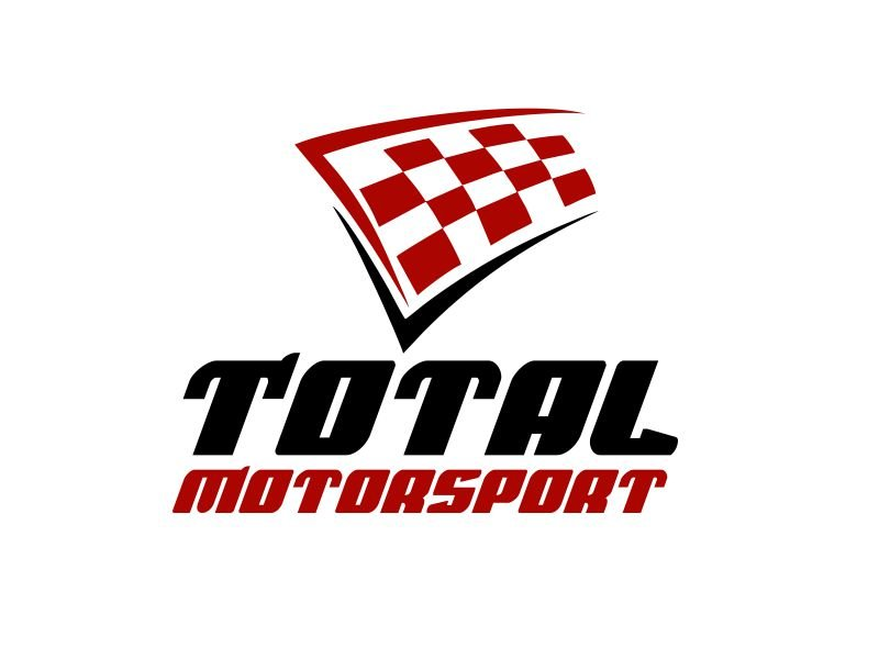 Total Motorsport logo design by serprimero