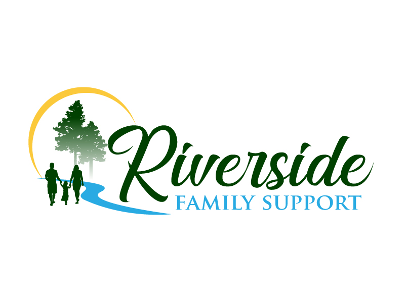 Riverside Family Support logo design by jaize