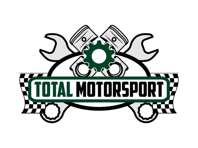 Total Motorsport logo design by karjen