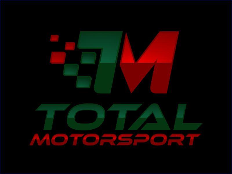 Total Motorsport logo design by agus