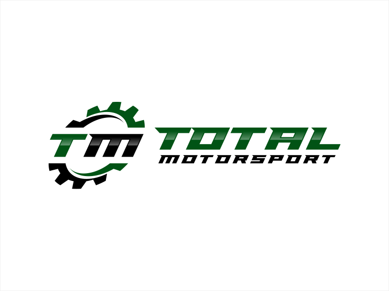 Total Motorsport logo design by lexipej