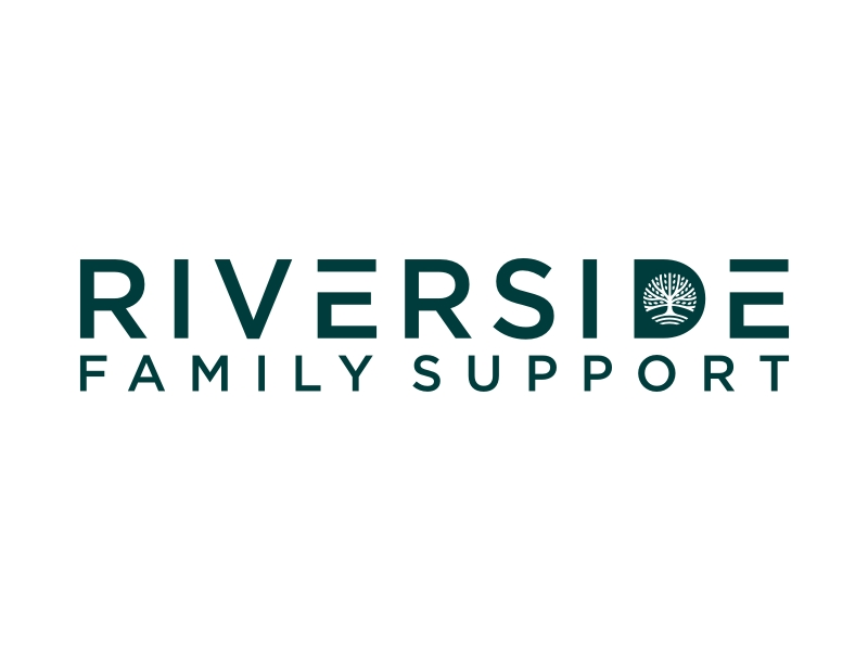 Riverside Family Support logo design by Inki