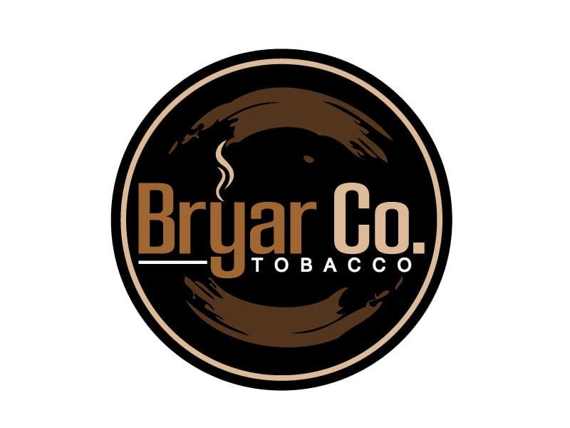 Bryar Co. Tobacco logo design by REDCROW