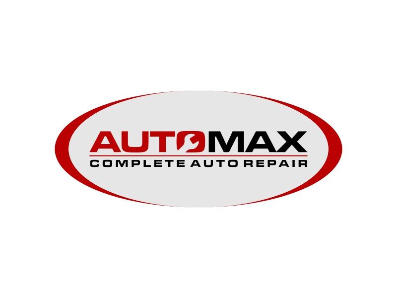 AutoMax logo design by GassPoll