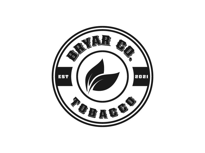 Bryar Co. Tobacco logo design by Kirito