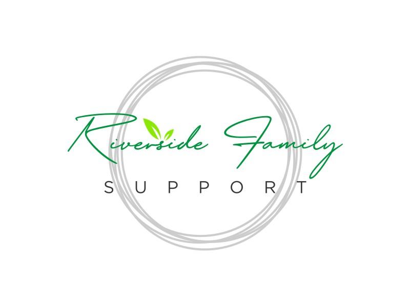 Riverside Family Support logo design by KQ5