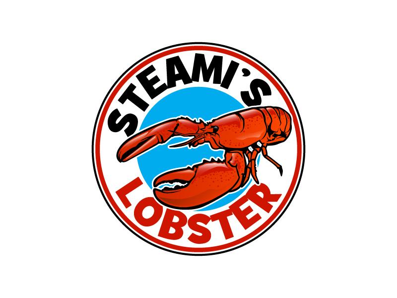 Steami's lobster logo design by daywalker
