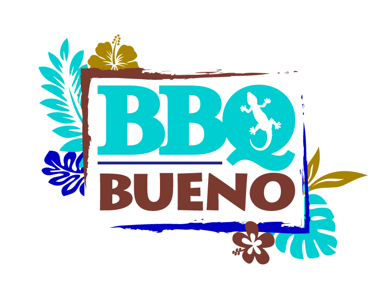 BBQ Bueno logo design by jaize